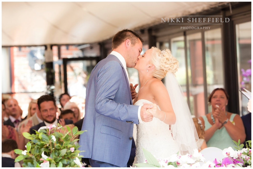 Wedding Harleford Golf Club Marlow